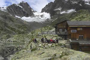 Accommodation on the Tour Du Mont Blanc